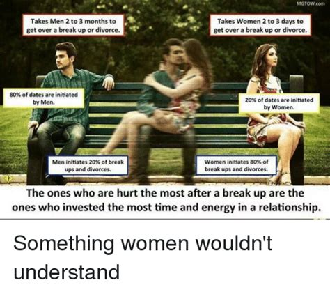 Funny Breakup Memes - break up memes men vs women weneedfun