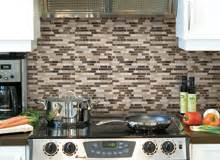 lowes tile backsplash 8 peel and stick wall tile