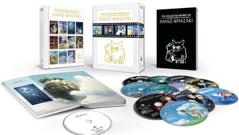 film ghibli blue ray disney and studio ghibli to release miyazaki blu ray