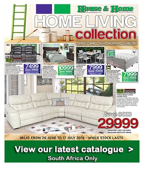 house and home specials catalogue specials catalogue 26