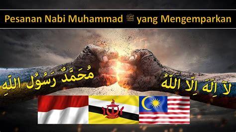 film perang zaman nabi muhammad perang dunia ke 3 pesanan nabi muhammad ﷺ yang