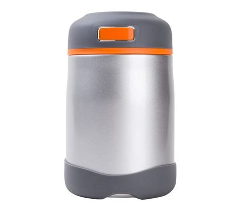 Stenlis Lunch Box Thermo Tunggal 0 7l18 8 insulated food stainless steel insulated food container vacuum lunch box thermos for