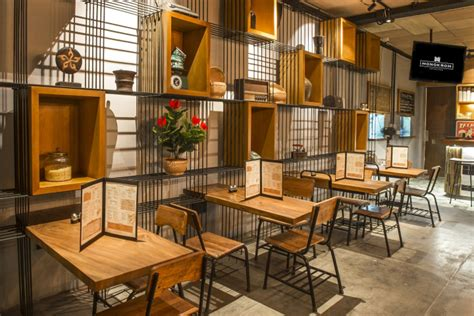 design interior cafe indonesia monokrom caf 233 bar by vibe design studio bali