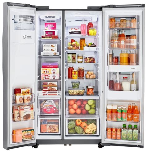 Dispenser Lg lsxs26396s lg appliances 26 dispenser refrigerator