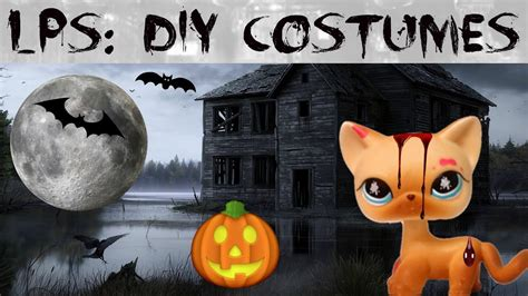 lps diy halloween costume ideas  cheap quick easy