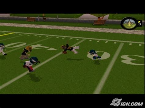 backyard football ps3 backyard football 10 screenshots pictures wallpapers