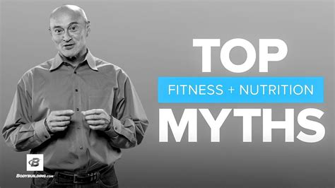6 creatine myths debunked 11 popular fitness myths debunked jose antonio phd