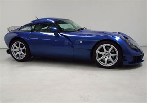 Tvr Hire Tvr Sagaris Limo Hire Sports Car Hire