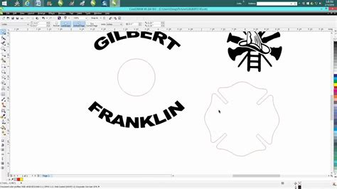 corel draw tips tricks cleaning up your clip and