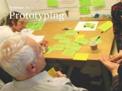 prototype design adalah business model generation design