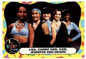 rosie perez in living color original fly living color yes carrie inaba