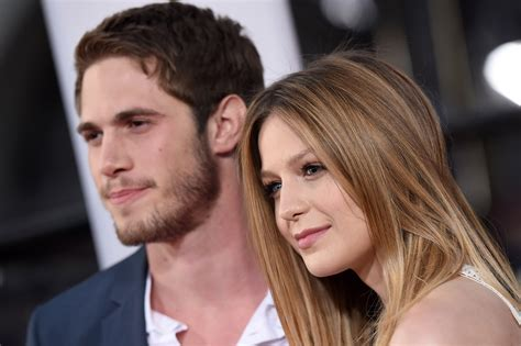 glee stars melissa benoist and blake jenner got secretly
