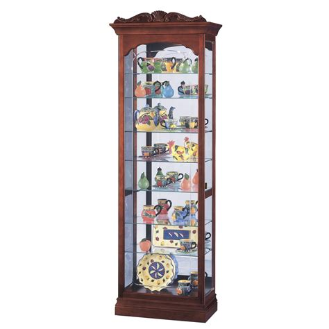 howard miller collector cabinet howard miller hastings traditional collectors cabinet 680342