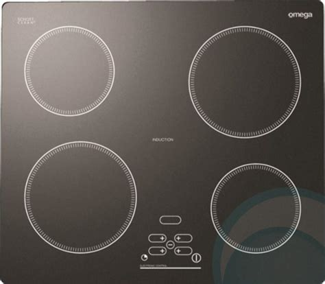 omega induction cooktop oitb appliances