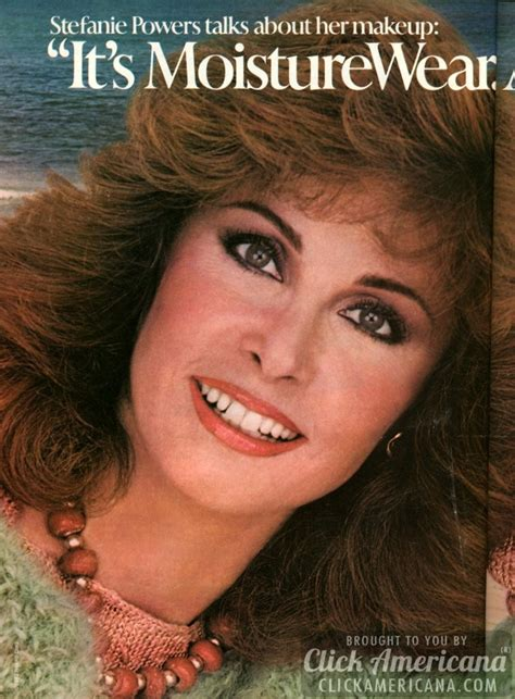Maybelline In Motion Classic Free Maybelline 3in1lashblast stefanie powers for cover 1982 click americana