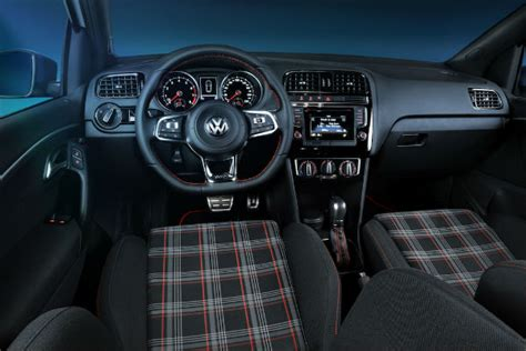volkswagen polo 2016 interior volkswagen polo gti 2016 ya a la venta en m 233 xico autos