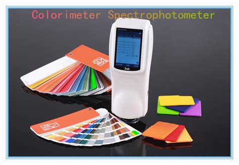 cie lab d65 digital spectrophotometer printing machine for color difference buy digital