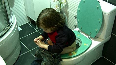 boys bathroom videos little boy in the bathroom filmmaterial video getty images