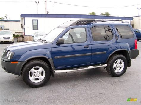 2003 nissan xterra 2003 nissan xterra blue 200 interior and exterior images