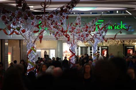 eldon square christmas shopping centre reveals its