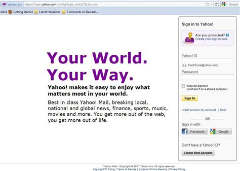 yahoo email upgrade spam no spam please yahoo account update phishing scam look