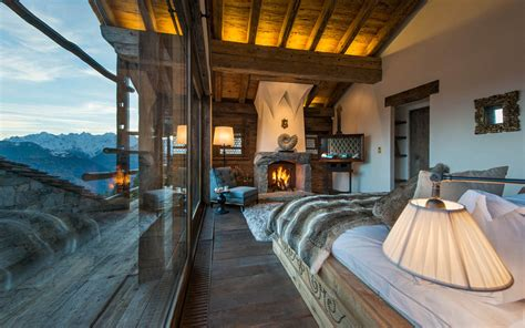 chalet designs les trois couronnes eco friendly chalet in verbier idesignarch interior design