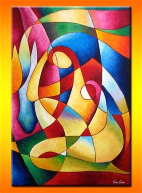 imagenes arte abstracto organico imagen pintura abstracta en acrilico grupos emagister com