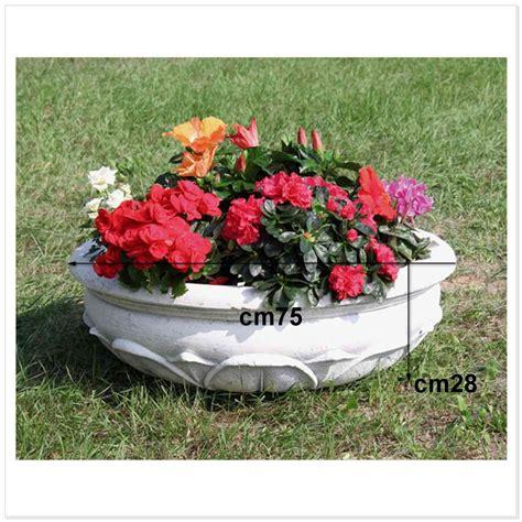 vasi per esterno in cemento vasi cemento 597vr755 fioriere da esterno vasi