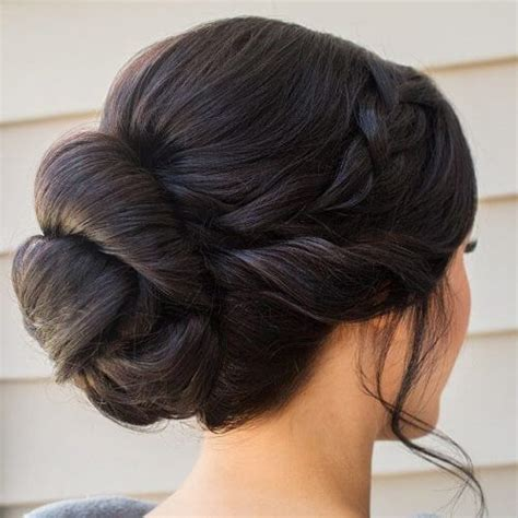 hairstyles for party bun 10 best hairstyles for farewell with saree hairstyle monkey