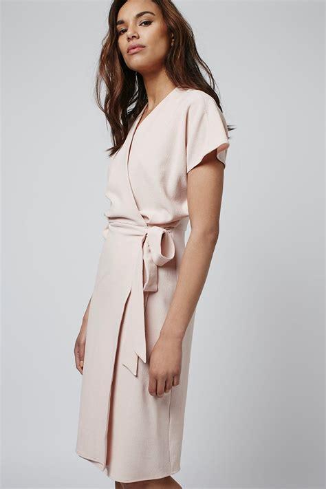 Wrap Dress - wrap dress dresses clothing topshop