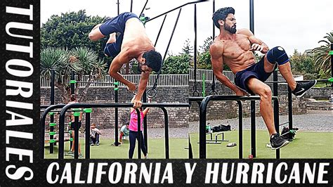 imagenes street workout 2 tutoriales california roll y hurricane 450 calistenia