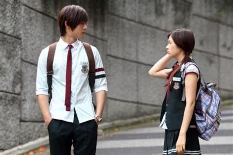 film korea romantis naughty kiss drama korea isengaja