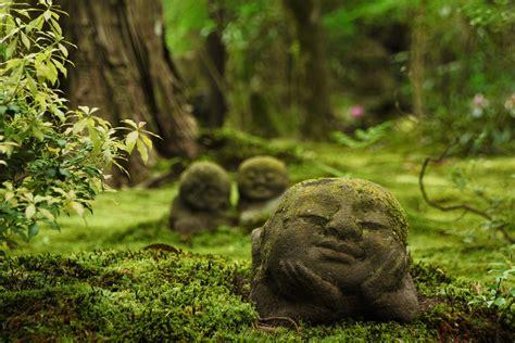 Bench Love Sanzen In Temple Ohara Kyoto Japan Japan Temple Sculpture