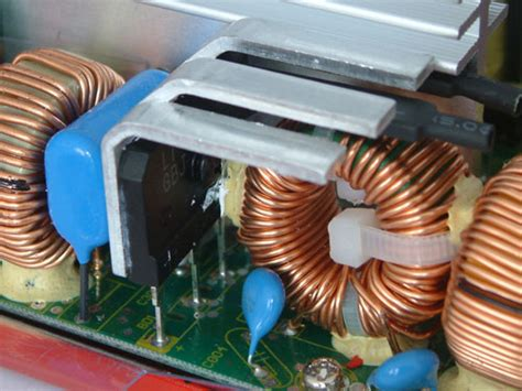 capacitor before rectifier internals pc power cooling silencer 750 cf edition