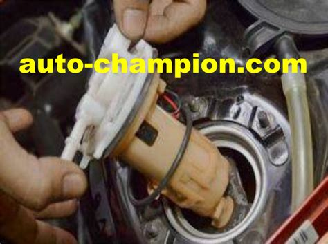 Verza Honda Ori Fuel Pelung Pompa Bensin vario techno 125 brebet dan macet saat digas