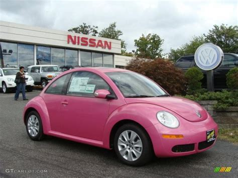 2010 pink volkswagen new beetle 2 5 coupe 36193138 gtcarlot car color galleries