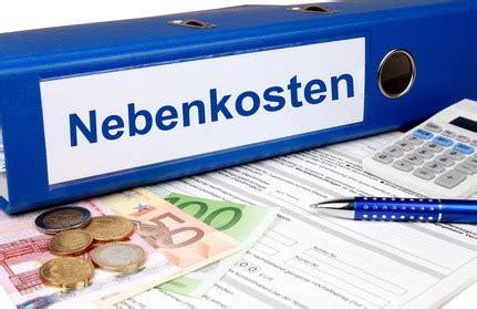 was darf in nebenkostenabrechnung abgerechnet werden einspruch nebenkosten 187 jetzt einw 228 nde erheben