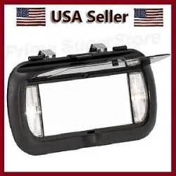 Vanity Lights Clip On Sun Visor Mirror Ebay