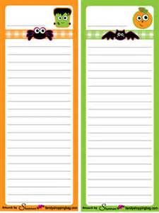 shopping list halloween grocery list free printable ideas family shoppingbag