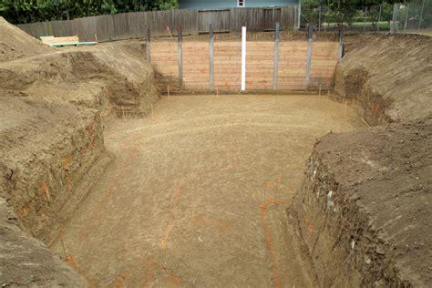 excavating a basement basement excavation tim hilleary construction