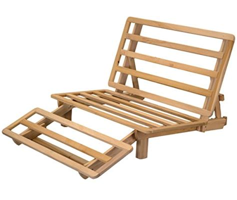 trifold futon frame tri fold futon lounger bed frame only