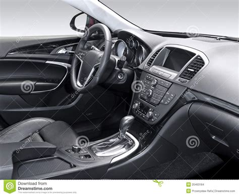 How To Shoo Car Interior At Home A Studio Of A Modern Car Interior Stock Photo Image 20463184