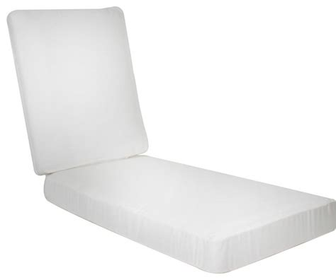 extra long chaise lounge extra long replacement chaise lounge cushion with knife