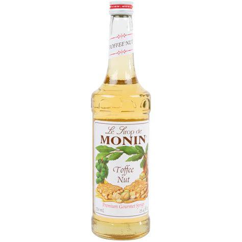 Toffin Syrup Mandarin Orange 750 Ml Cafe Coffee Original Syrup monin 750 ml premium toffee nut flavoring syrup