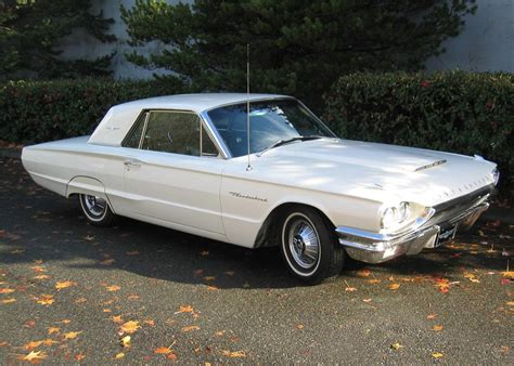Consign It Home Interiors by 1964 Ford Thunderbird 2 Door Hardtop 61409
