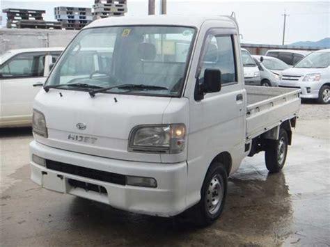 daihatsu hijet track 2000 japanese used car exporter