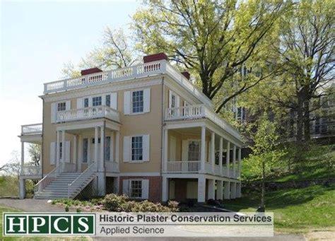 alexander hamilton house hpcs u s projects alexander hamilton house historic plaster conservation services