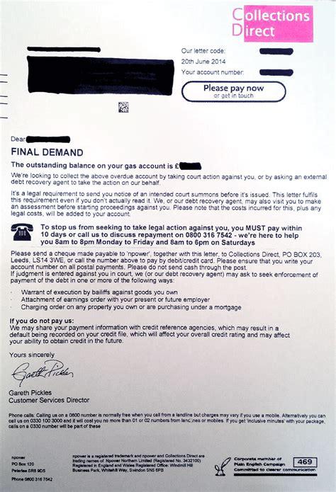 Complaints Letter To Npower Sle Letter Bank About Ppi Claim Compensation Letter Sle Damage Doc Claim Compensation