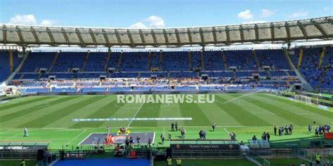 ingresso stadio olimpico roma roma all olimpico tornelli d ingresso con rilevatori