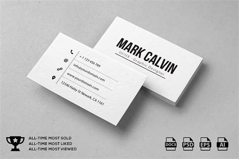 business card template docx business card templates creative choice image card